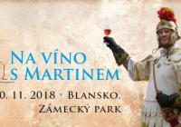 Na víno s Martinem - Zámek Blansko