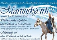 Martinský trh - Frenštát pod Radhoštěm