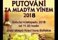Putování za mladým vínem - Bořetice