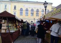 Martinské trhy - Hradec Králové