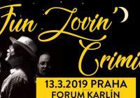Fun Lovin' Criminals v Praze