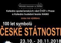 100 let symbolů české státnosti