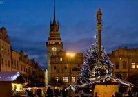 Vánoční trhy - Pardubice