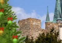 Rozsvícení vánočního stromu - Tachov