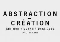 Abstraction Création / Art non figuratif 1932–1936
