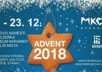 Advent v Berouně