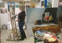 Letní kurz Kresby, malby a figurální kresby