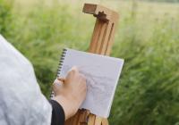 Letní malířský plenér