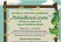 Pohádková cesta - Havlíčkův Brod