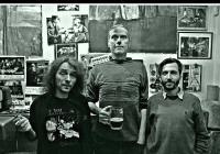 Strašidelný elektrik band a Olda Minka band