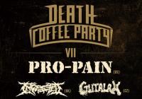 Death coffee párty 7.