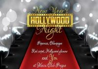 Silvestr – Hollywood Night
