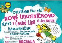 Otevření Rákosníčkova hřiště - Česká Lípa