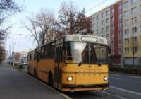 Prázdniny s historickým trolejbusem - Pardubice