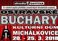 Ostravské Buchary 2018
