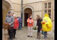 Velikonoční veselice - Zámek Mníšek pod Brdy