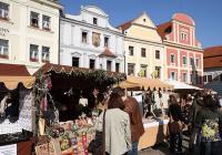 Velikonoční trhy 2020 na náměstí v Českém Krumlově