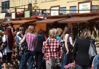 Velikonoční slavnosti na náměstí Svobody v Brně