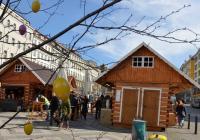 Velikonoční trhy na Václavském...
