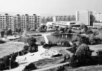 """Severní Terasa """"nedokončená"""". Ateliér 40 - Ústecké projekty a realizace 1963-1990"""