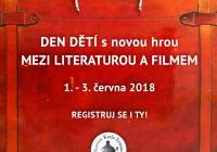 Den dětí s novou hrou Mezi literaturou a filmem