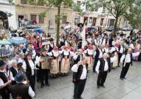 Mezinárodní folklorní festival - Pavlínin dvůr Šumperk