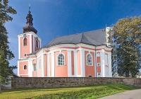 Kostel sv. Máří Magdaleny, Božanov