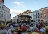Letní koncerty ve městě Jindřichův Hradec