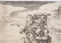 Jacques de Gheyn II (1565−1629)