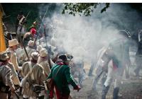 Napoleonské slavnosti - Zámek Loučeň