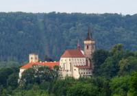 Sázavský klášter - open-air divadlo