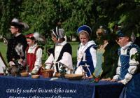 Šlechtické kratochvíle - Zámek Mnichovo Hradiště