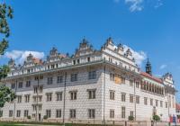 Zámek 1568 / 450 let od položení základního kamene zámku v Litomyšli