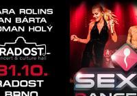 Sexy Dancers v Brně