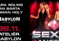 Sexy Dancers - Ateliér Babylon - Bratislava