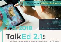 TalkEd 2.1. - budoucnost vzdělávání