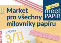Meet Papír - Market pro milovníky papíru