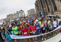Škoda FIT půlmaraton Plzeň