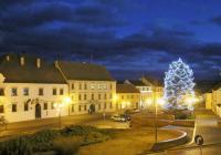 Rozsvícení vánočního stromu - Slavkov u Brna