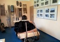 Informační centrum se stálou expozicí historie Krkonoš
