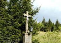 Kamenný kříž, Malá Úpa