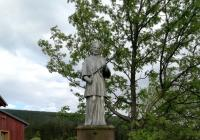 Socha sv. Jana Nepomuckého, Malá Úpa