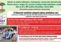 Štědrý den v Zoo Plzeň