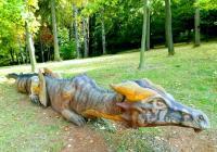 Socha draka, Trutnov