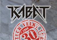 Kabát - Po čertech velký turné v Praze