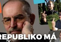 Republiko má středisková - politický kabaret s Ivem Šmoldasem