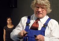Divadlo Kámen: Deus ex offo + salónní debata