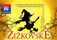 Pálení čarodějnic na Pražačce - Praha