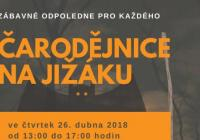 Čarodějnice v Centrálním parku u zastávky Modrá škola - Praha