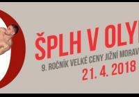 Šplh na laně v obchodním centru Olympia Brno Modřice